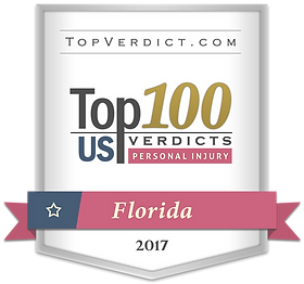 Tampa Car Injury Attorney | Auto Accident Lawyer Tampa Florida | Law Offices of Joseph Vecchioli, P.A. | Top 100 US Verdicts Personal Injury Florida 2017