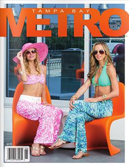 Interior Designer Tampa   Crespo Design Group featured in Tampa Bay Metro 3