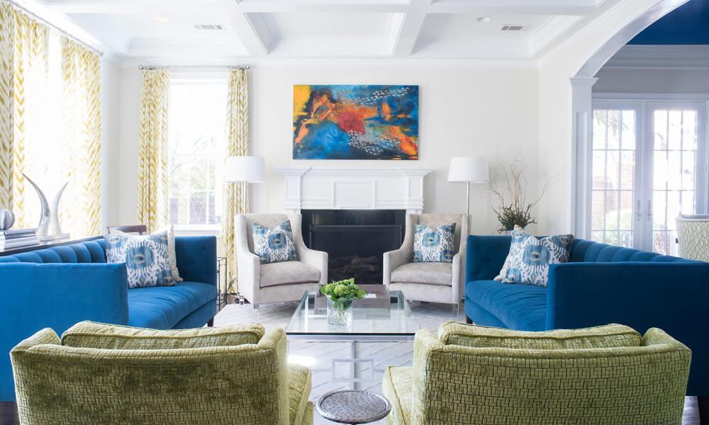 Nandina Home & Design Living Room