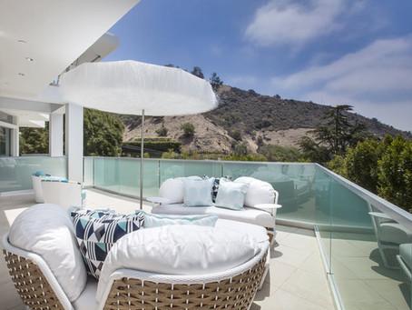 High-Design Terraces & Balconies