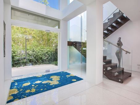 35 Modern Foyer Designs