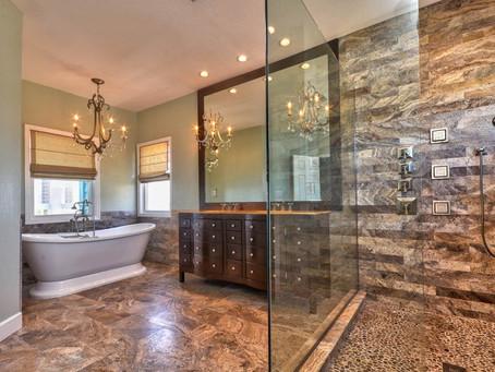 Featured in Dering Hall:  22 Stunning Shower Suites
