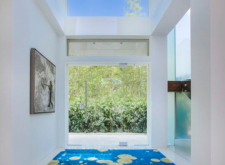 Entries & Foyers with Standout Tiled Floors