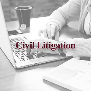 Professional Civil Litigation Law Firm serving clients in Sun City