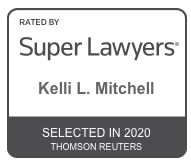 Super Lawyers Rated Kelli L Mitchell 202
