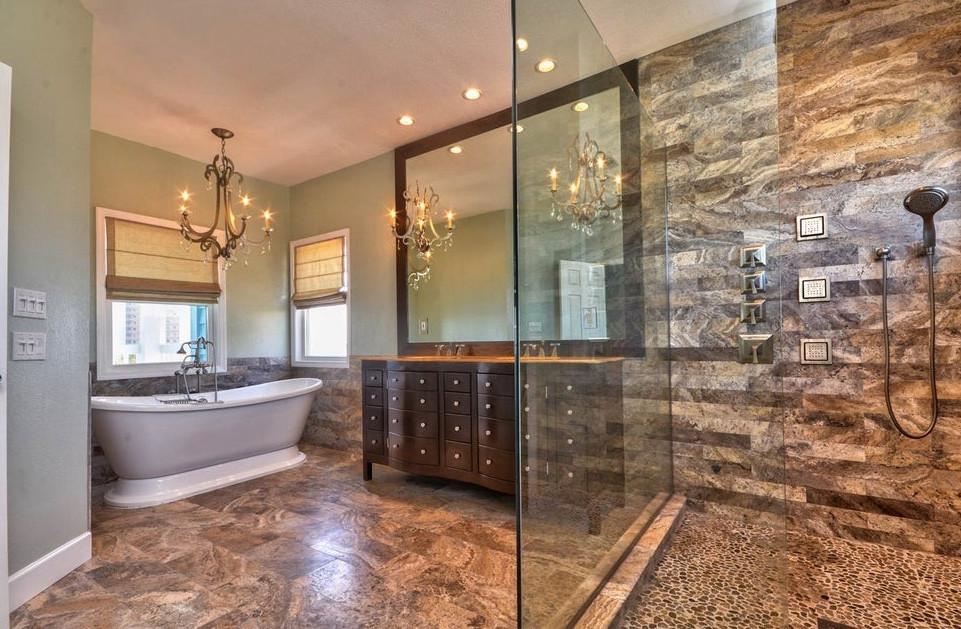 Tampa Interior Design Blog | 22 Stunning Shower Suites | Crespo Design Group