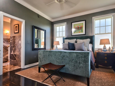 INSPIRATION: 26 Gorgeous Green Rooms