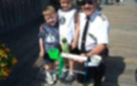 Family Yacht Tours Maderia Beach Florida - Kid Friendly - Captain Steve Tours