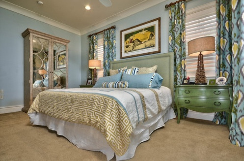 Interior Designer Tampa | Crespo Design Group | Blog 8/17 Tampa Luxury Bedroom 7