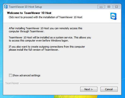 TeamViewer 10 Host Setup.png