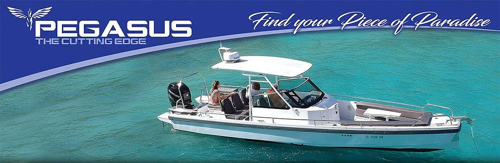 St Thomas Boat Charter - Pegasus The Cut