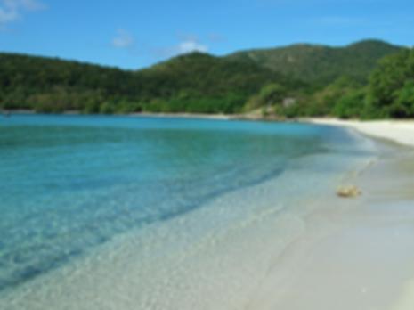 St John - Lamshur Bay - Private Charter