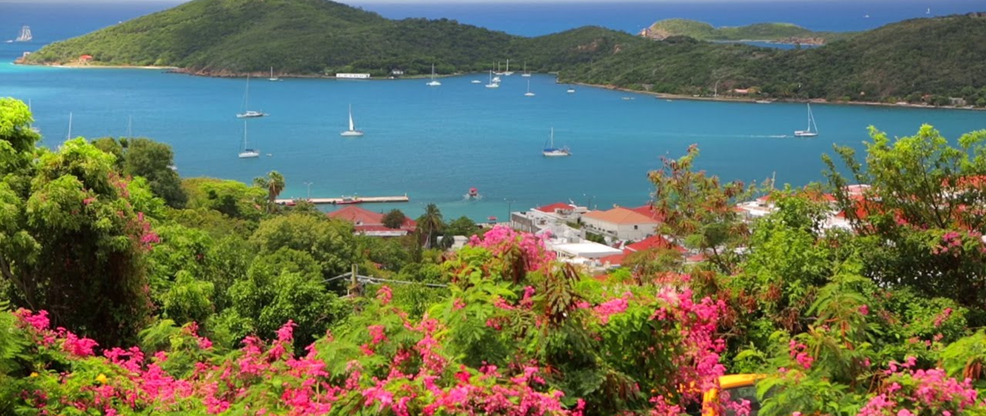 St Thomas Yacht Charters | Phoenix Island Charters | About St Thomas Video