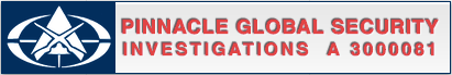 Pinnacle Global Security Licensed Private Investigator