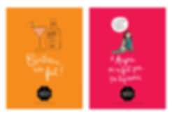 La Folie Douce, marque, identité, édition, graphisme, communication, design by la Fabrique Rouge, Angers, Maine et Loire