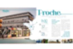 Angers Loire Développement,  ALDEV, Attractive Angers, magazine,plaquette image, identité, édition, graphisme, communication, design by la Fabrique Rouge, Angers, Maine et Loire