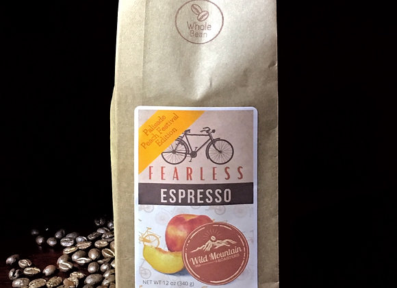 Fearless Espresso Palisade Peach Fest Edition