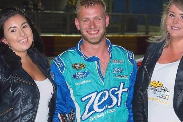 Jordan Aylward - Double Heat Winner Lochgelly