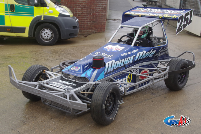 Luke Simmons - Heat Winner - Great Yarmouth