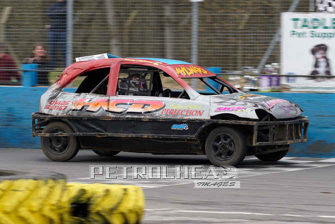 Tommy Aylward - Final Winner - Aldershot