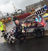 Bryan Forrest 309 retains the Superstox Scottish Championship!