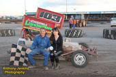 Carl Issitt - Final Winner Mildenhall