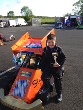 Scott Allardyce - Heat winner Swaffham 21/6/15