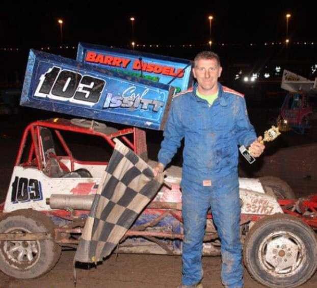 Carl Issitt - Grand National Winner - Mildenhall