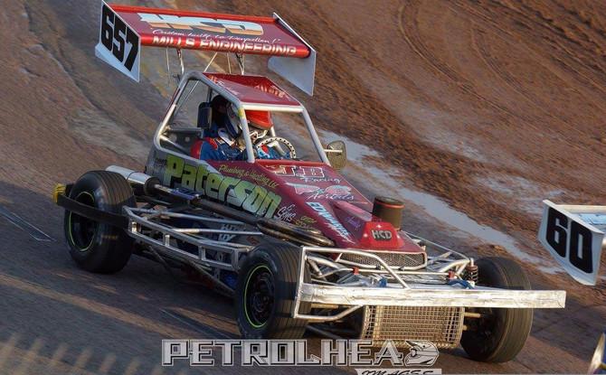 Tony Lattka - Final Winner Lochgelly