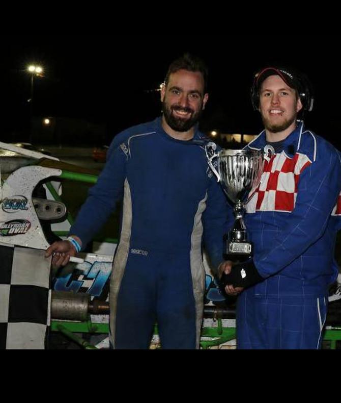 Chris McArdle - Heat & Final Winner - Aghadowey