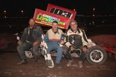 Carl Issitt - Mildenhall Final Winner 9th May