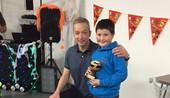 Scott Allardyce - Top Red Top Award Lochgelly