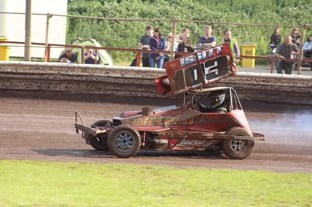 Pat Issitt - Final winner - Brampton