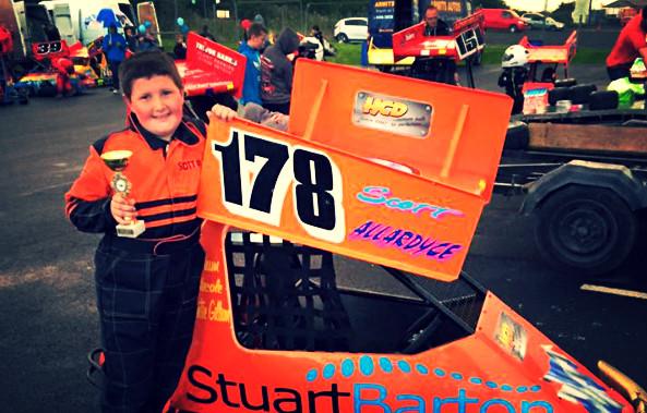 Scott Allardyce - Heat Winner Lochgelly 29th August
