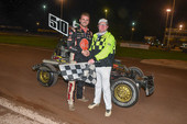 Tommy Aylward - Heat Winner - Arlington