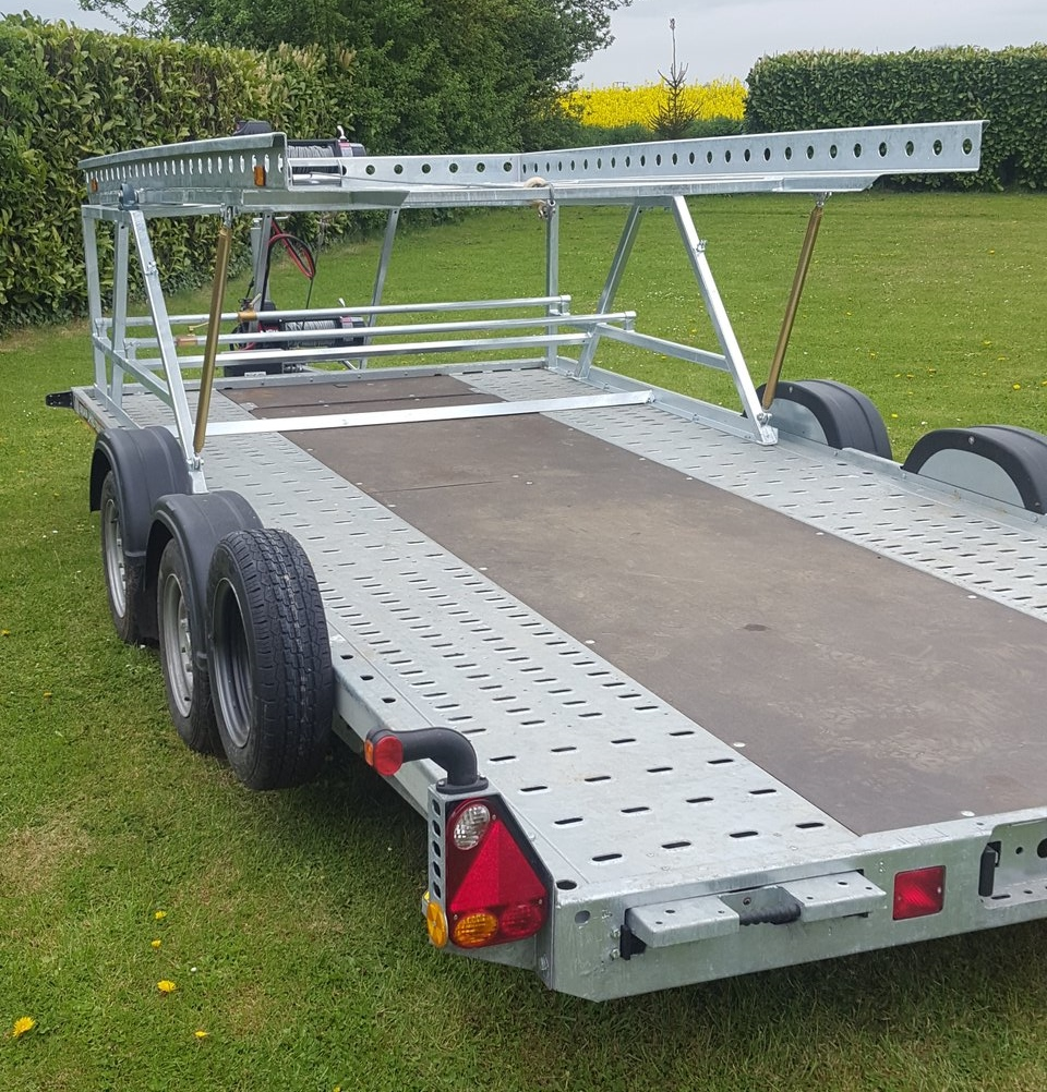 Twin Deck Trailer