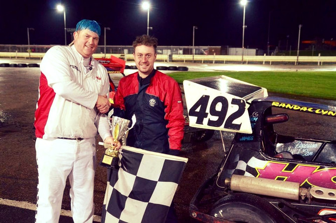 Randal Lynn - 2017 East Anglian Champion - Great Yarmouth