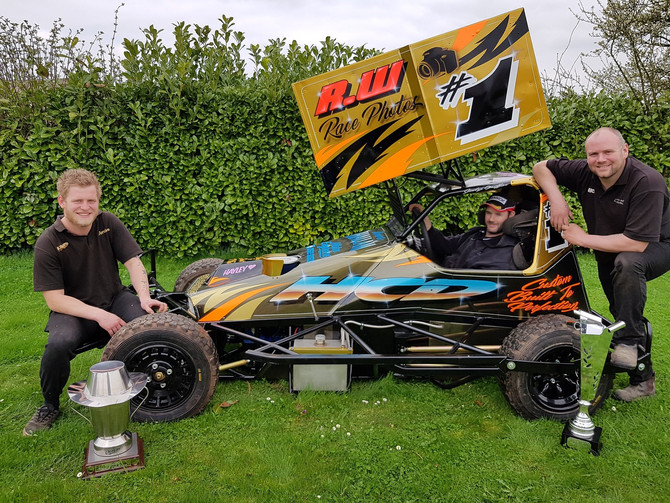 Outlaw World Champion Ready For The 2018 Season