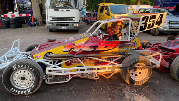 Jake Sturt - Heat Winner - Arlington