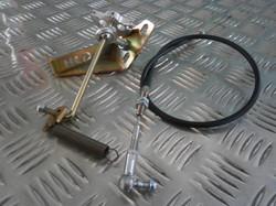 2L Pinto Throttle Linkage