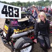 Sarah Cooper - Heat Winner - Yarmouth