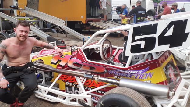 Harry Sturt - Heat Winner - Arlington