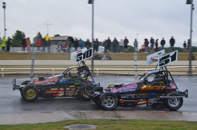 Colin Aylward - Final Winner - Great Yarmouth