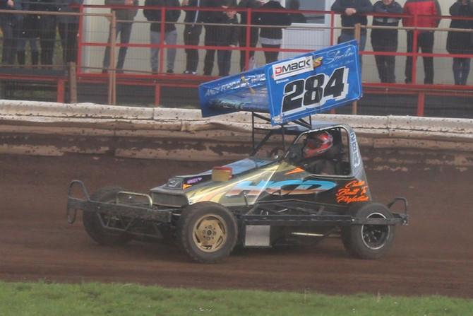 Jody Griffin - Yorkshire Championship Final Winner - Brampton
