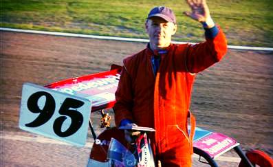 John Saunders - 2015 Southern Champion - Aldershot 12th July