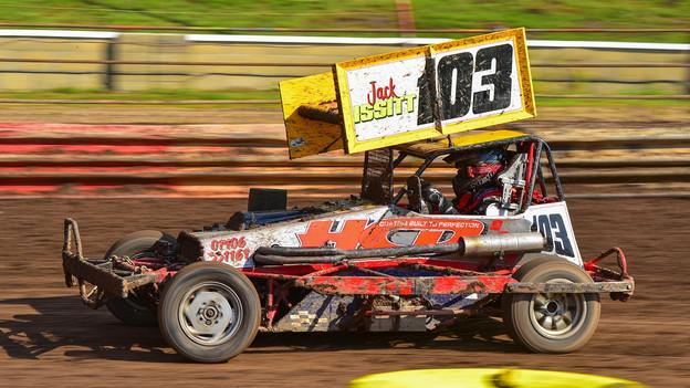 Jack Issitt - Heat & Final Winner - Mildenhall