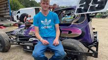 Harry Newman - Double Heat Winner - Aldershot