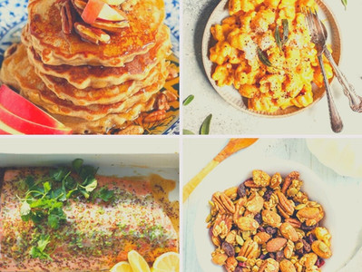 Fall into Autumn Foods!