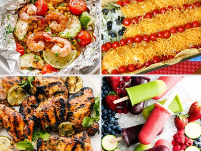 Festive 4th of July Recipes!