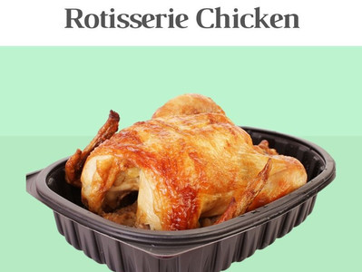 5 Easy Recipes for Your Rotisserie Chicken